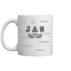 JAS mug