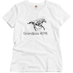 grandpas 401K in trouble