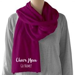 A Fashionable Cheer Mom