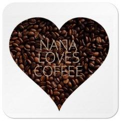 Nana Coffe Break Coaster