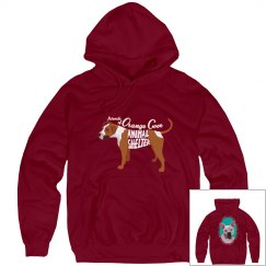 Peggy - Red Hoodie
