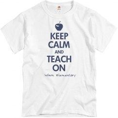 Keep Calm Elementary