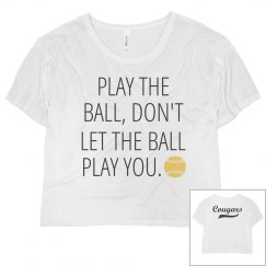 Play Ball Softball