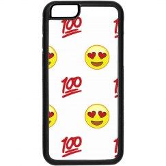 Iphone 4/4s emoji case