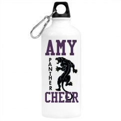 Panther Cheer Bottle