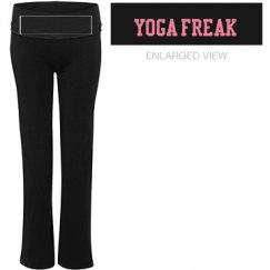 Yoga Freak