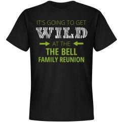 Bells family reunion