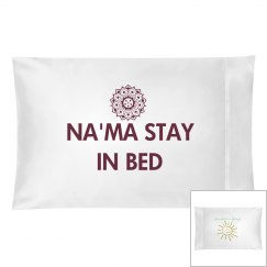 Na'ma stay pillow