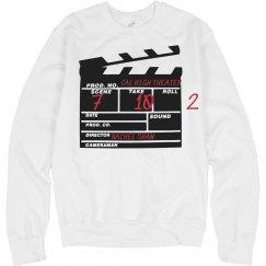 Action! Crewneck Sweater