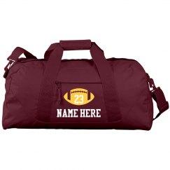 Football Team Bag