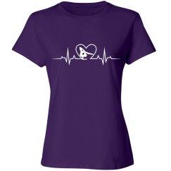 Gymnast Heartbeat