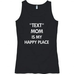 Customize mom tank top