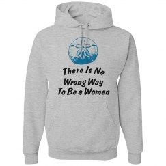 No wrong way