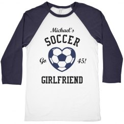Soccer Girlfriend Crop