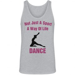 Dance a way of life
