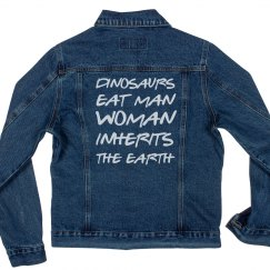 Feminist Woman Inherits The Earth