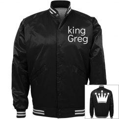King Greg Bomber Jacket