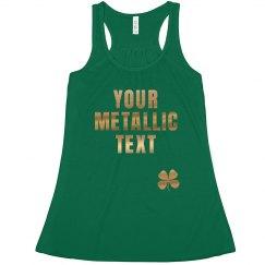 Custom St. Patrick's Day Designs