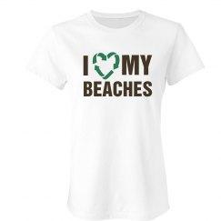 I Heart My Beaches