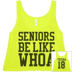 Team Seniors 2017
