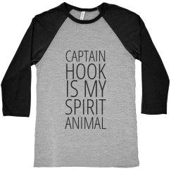 Captain Hook is My Spirit