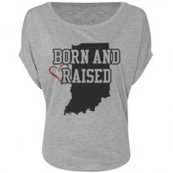 Born and Raised- IN