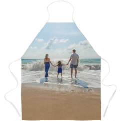 Custom Photo Upload All Over Apron