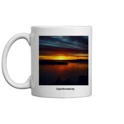 PRC's PNW Sunset Mug