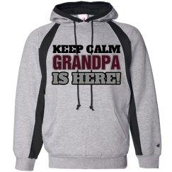 Grandpa is here!
