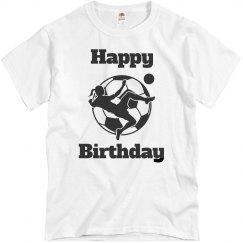 All things soccer birthday