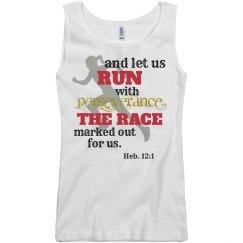 Hebrews 12:1 Run