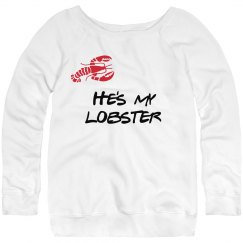 He`s my Lobster
