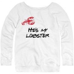 He`s my Lobster