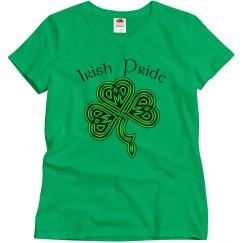Irish Pride Shamrock Tee 2