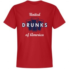 United Drunks of America