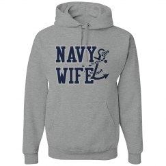 Navy Wife Anchor