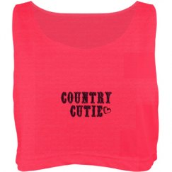 COUNTRY CUTIE