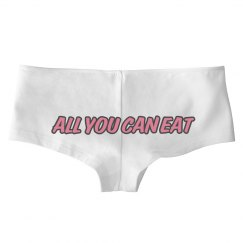 All You Can Eat~ Underwear