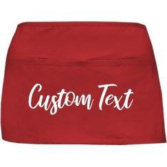 Kristen's Apron