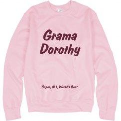 grama dorothy