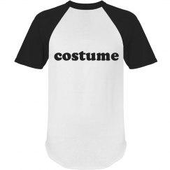 Halloween Costume Tee