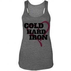 COLD HARD IRON