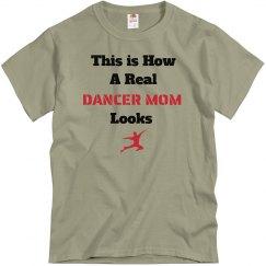 How dancer mom looks