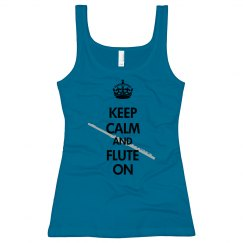 Keep Calm and Flute On