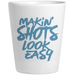 Ceramic Shot Glass