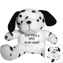 You have a spot in my heart