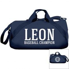 Leon, Baseball Champ