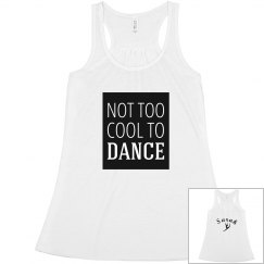 Not Too Cool To Dance