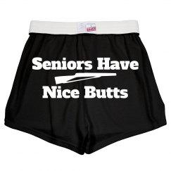 Color Guard Seniors Nice Butts
