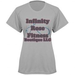 Grey Infinity Tee